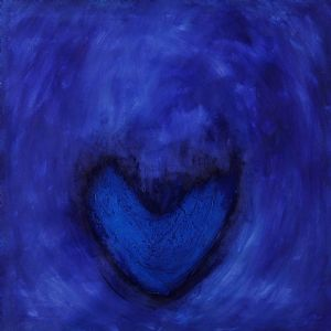 angel blue. angel azul. ange bleu.