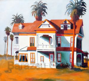 House With Palms