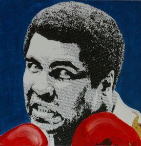 Literally Muhammad Ali