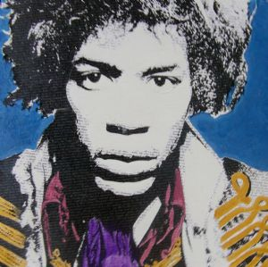 Literally Jimi Hendrix