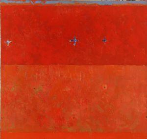 Kryshtapovich,Sergey-Millenium. Red landscape