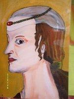 tsadik,mourad-Provence's Madonna