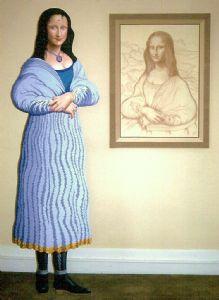 Mona Lisa I and XXV
