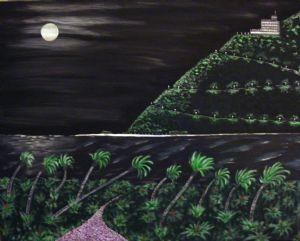 benjamin,durell-Resort at Night '08