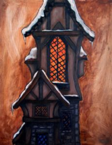 Leiner,Jennifer-The Tall House
