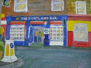 Portland Bar, Leith