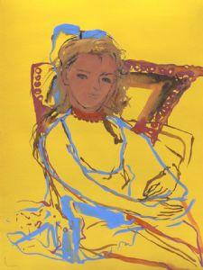 Glazer,Joanna-Bird of Paradise