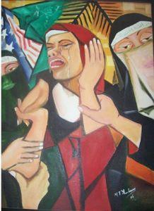 ALAM,MOHAMMAD TABREZ-Weeping Women