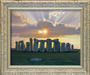 Stonehenge Series #3 Khursun (Scythian)