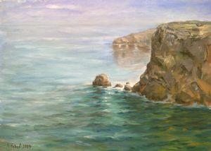 Radov,Luchezar-Sea morning