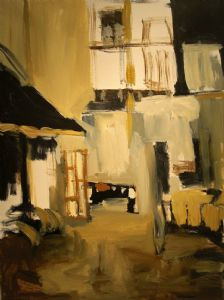 Chinese alley, Guang Zhou