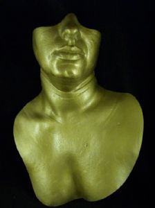 Life Mask Casting Sculpture