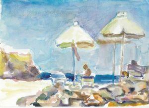 Kazmina,Olga-on the beach 2
