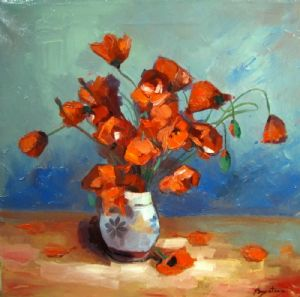 Bogatean,Calin-Red Poppies