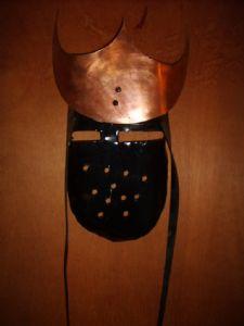 voodoo ritual mask