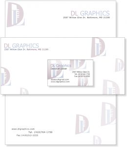 Business stationary and card 1