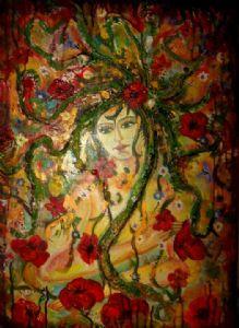 Marilena,Pop Dolniceanu-flower girl