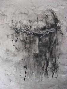kobiashvili,giorgi-Crucifixion