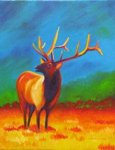 Call of The Elk