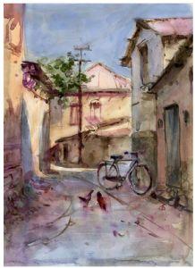 sutar,mahesh-village lane