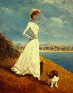 GOSSELIN,Paul-The English woman