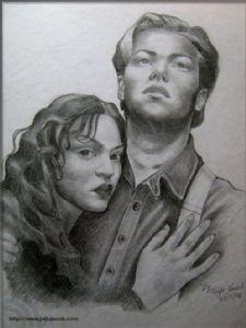Jacob,Jaiju-Titanic portrait