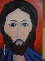 tsadik,mourad-Jesus -Ortodox Ycon
