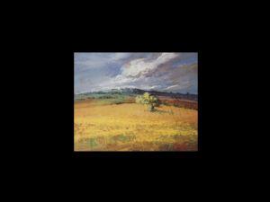 Jurado,Angel-Castillean Landscape