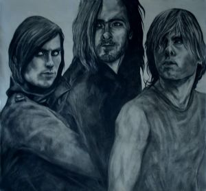 3 ghost of jared leto