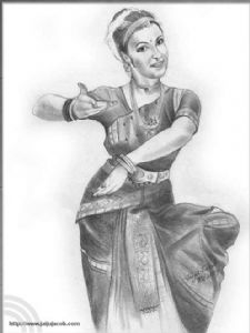 Jacob,Jaiju-Art - Bharatha natyam