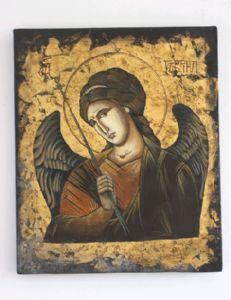 B-Byzantine Icon- Arh. Gabriel