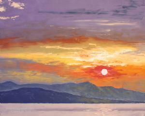 Swilly Sunset I