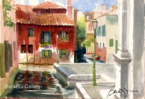 Red House Venice Italy