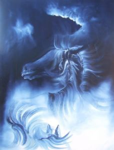 ASLAN,Kadir Gökhan-Horses in Dream of Smoke