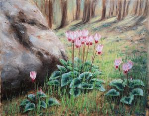 Stangrit,Natalia-Forest Cyclamen