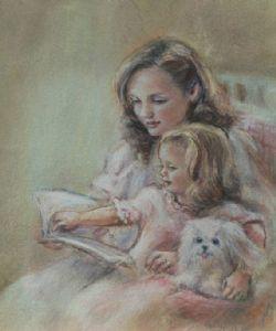 original pastel bedtime story