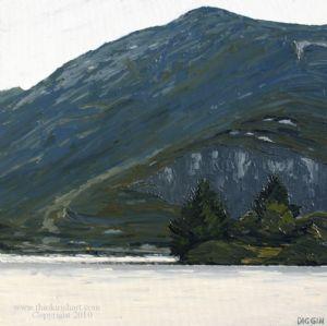 Diggin,Stephen-Mindoran Lake