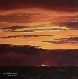 Diggin,Stephen-Last rays of Sun