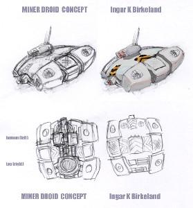 Birkeland,Ingar-Miner droid concept - boxx contest