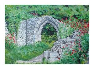 Church Ope Ruins