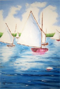 September Sailing