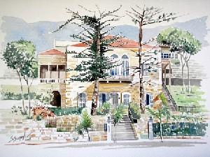 Traditional House - Lebanon