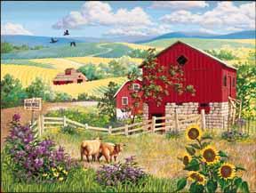 Farm & Sheep