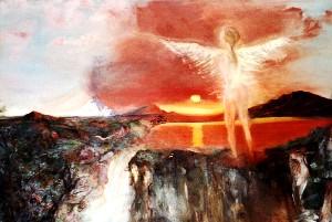 Angel of the Yucatan