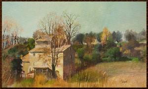 Paesaggio nel Viterbese