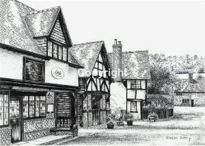 Avery,Alison-Shere Village, Shere - Surrey
