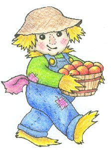 lil scarecrow