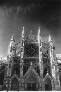 Westminster Abbey at Dawn