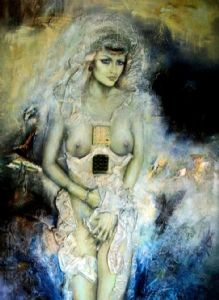 HER,PIERRICK-FEMME CYBERNETIQUE DE L'AN 2000
