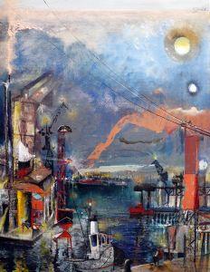 Giù al porto